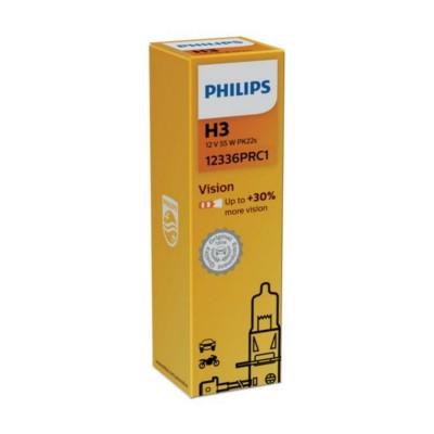 LAMPARA H3 12V PREMIUM PHILIP - 12336PRC1