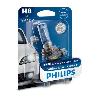 LAMPARA H8 BLUE VISION - 12360WHVB1