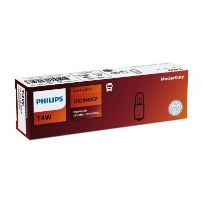 LAMPARA PHILIPS BA9S 24V 4W - 13929MDCP