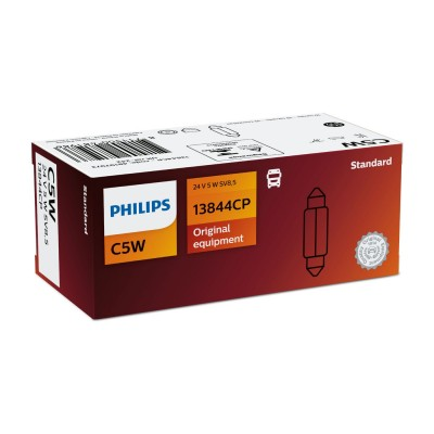 LAMPARA PHILIPS PLAFON 24V 5W - 13844CP