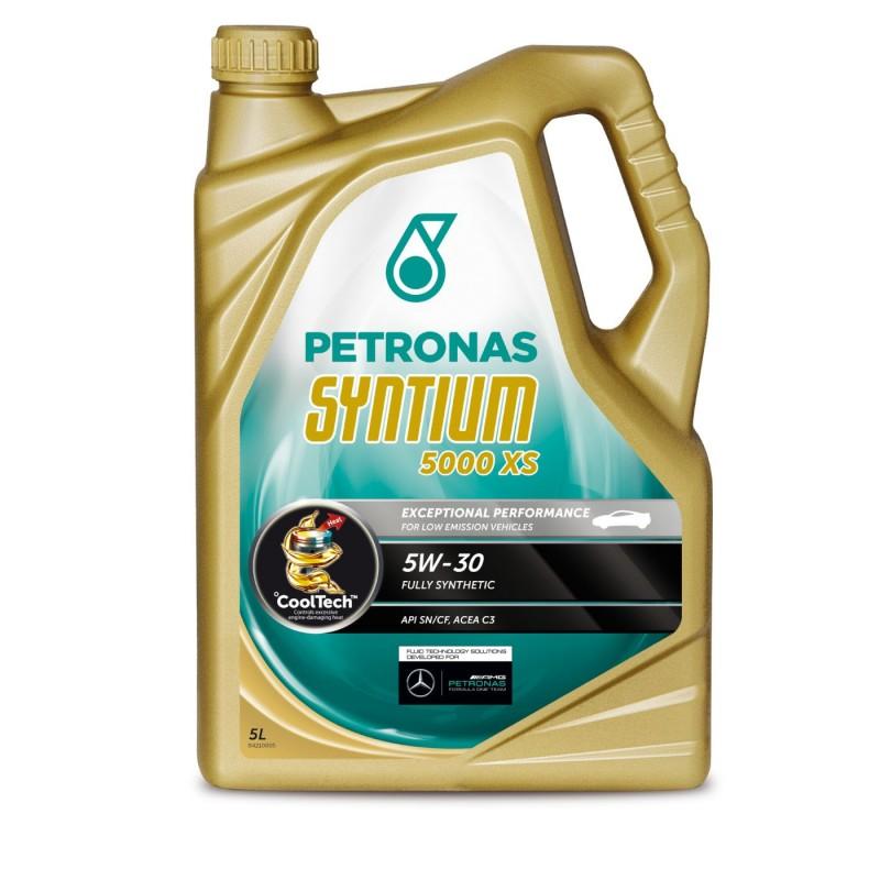 ACEITE SYNTIUM 5000XS 5W30 5L.