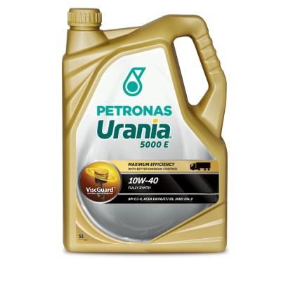 URANIA 5000E 10W40 5 LITROS - 21465019
